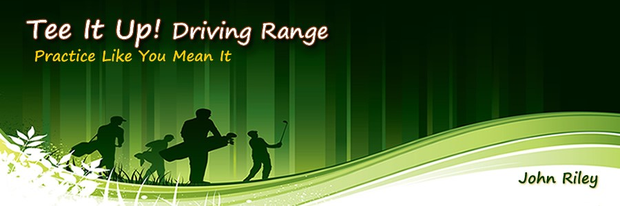 Tee It Up! Driving Range- Practice Like You Mean It.